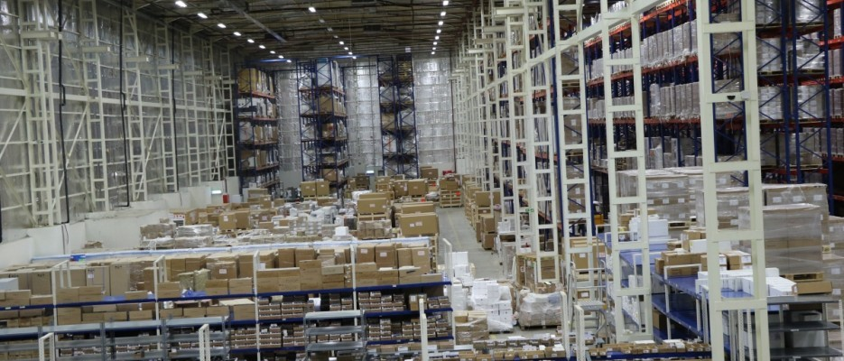 Bomi Group Announces Its New Temperature Controlled Warehouse In Turkey