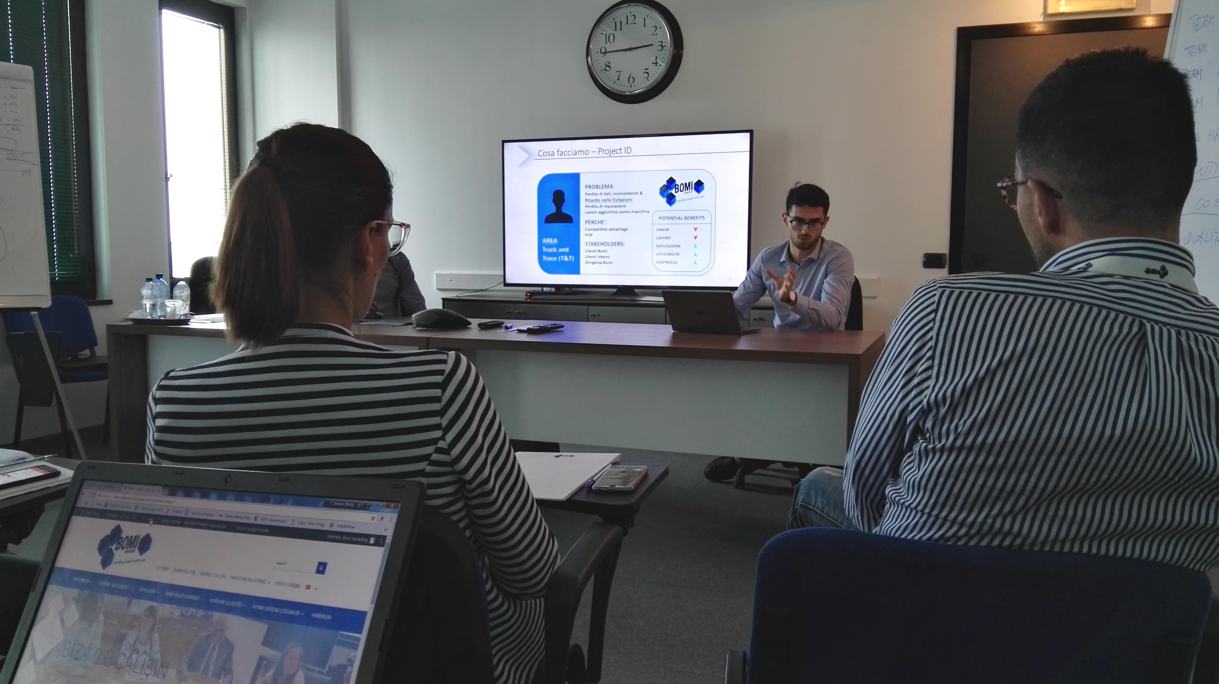 Miglioramento Del Ritorno Di Informazioni Sul Sistema T&T: Le Proposte Degli Studenti Del Politecnico Di Milano