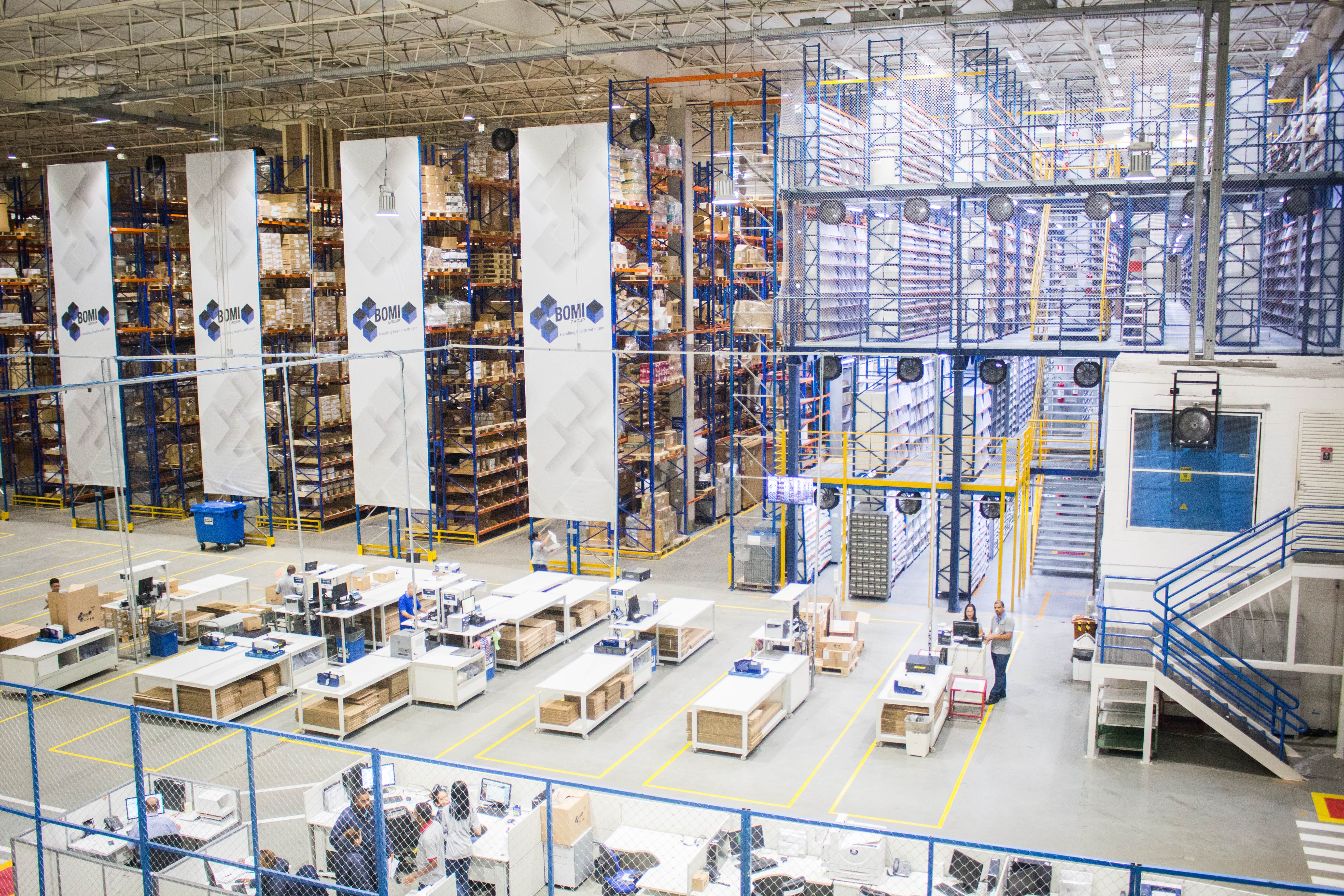 THE ADVANTAGES OF HAVING A SINGLE LOGISTICS PARTNER DEDICATED TO HEALTH CARE
