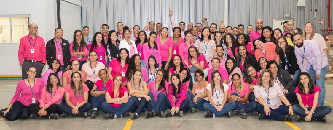 PINK OCTOBER – Bomi Brazil Supports Awareness On Breast Cancer