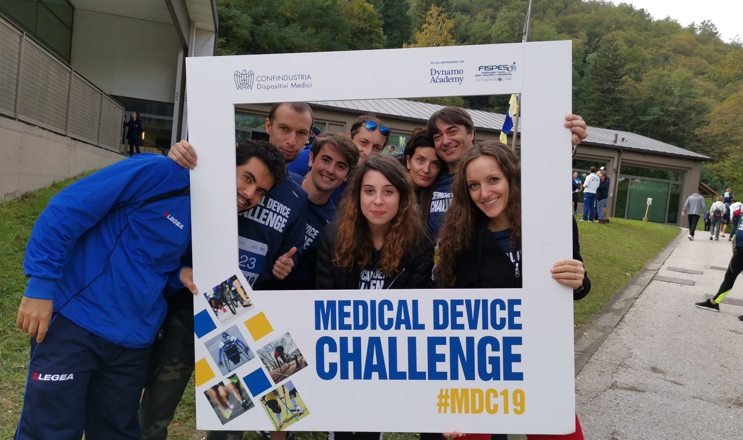 BOMI Group A Sostegno Di Dynamo Camp Con Confindustria Dispositivi Medici