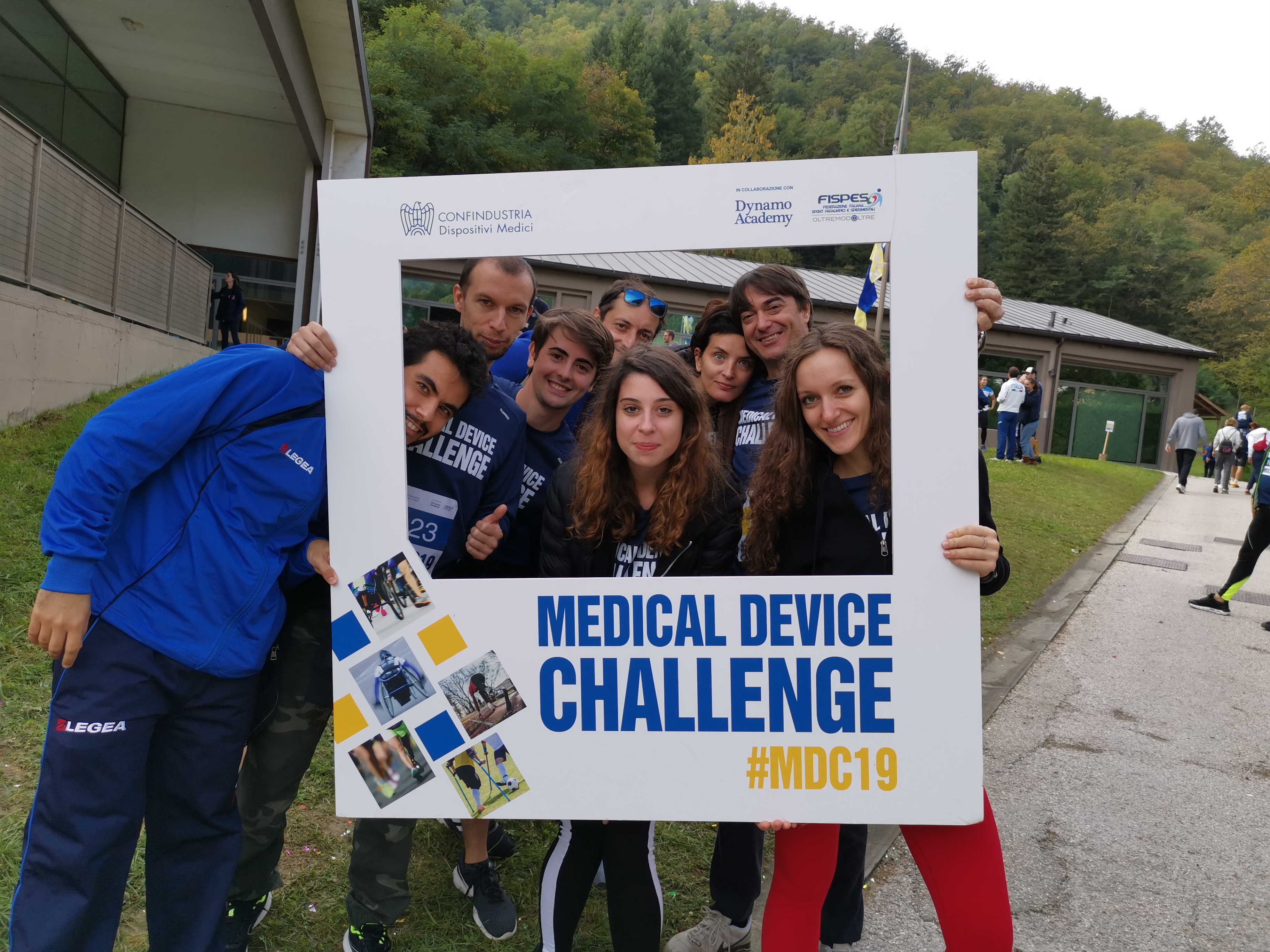 BOMI Group In Support Of Dynamo Camp With Confindustria Dispositivi Medici