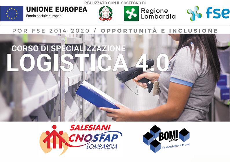 Corso Di Specializzazione Logistica 4.0 CNOS-FAP E Bomi Group