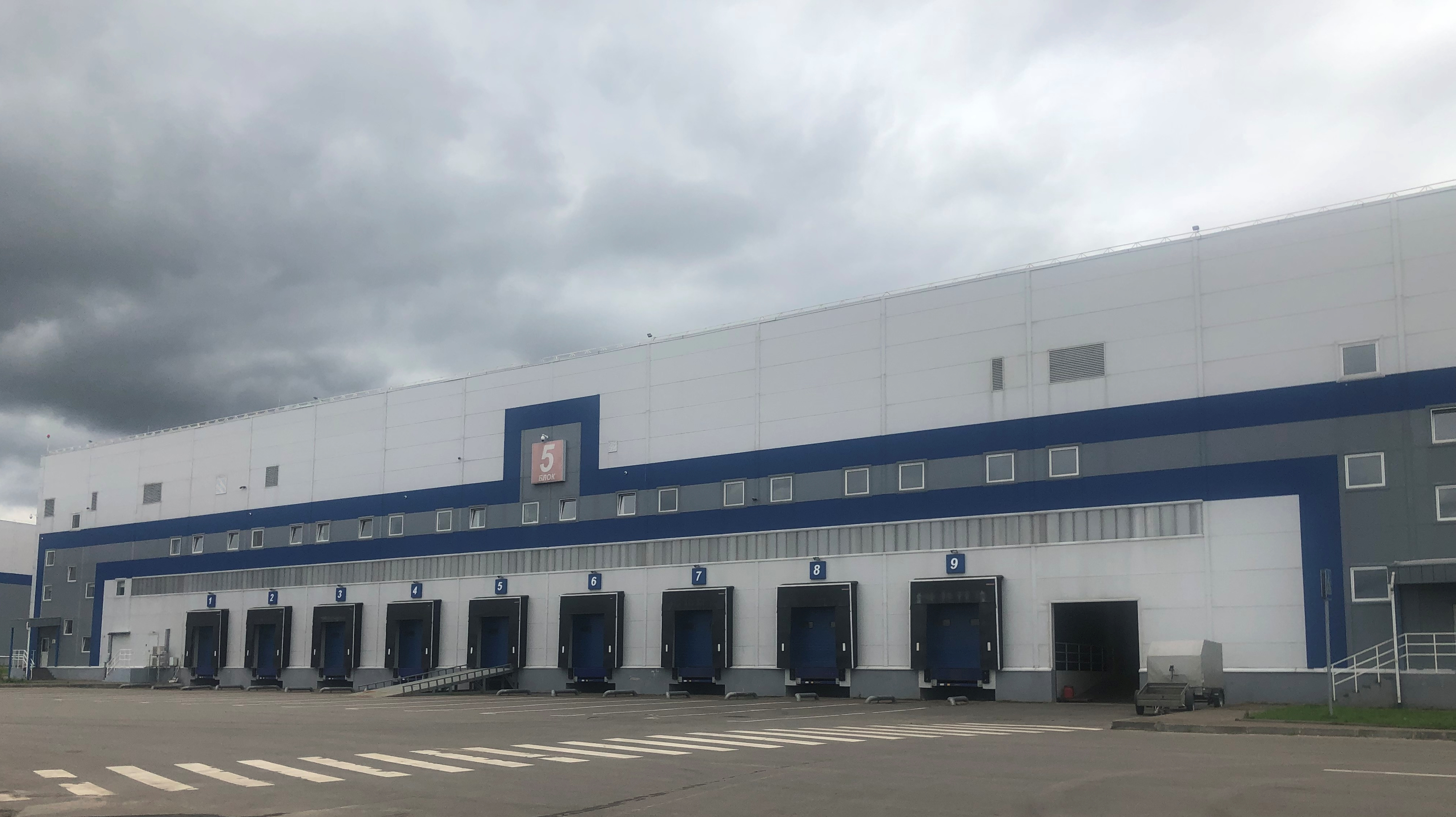 BOMI GROUP INAUGURATES NEW WAREHOUSE IN RUSSIA